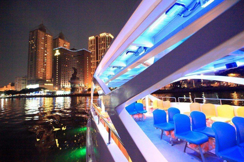 「愛之船」由台灣設計製造,運用太陽能發電,響應環保愛地球。(圖片來源/愛之船FB...