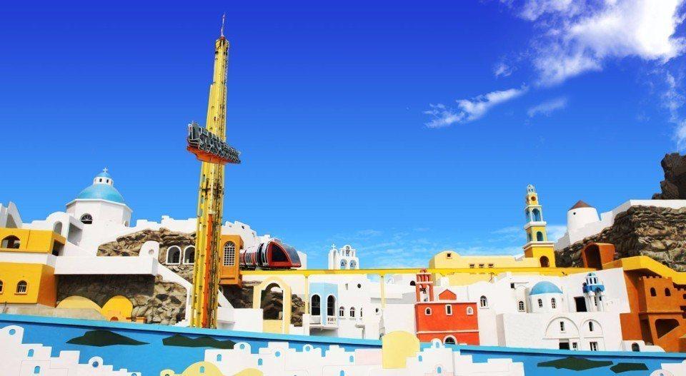 「義大世界」是全台唯一的希臘情境主題樂園。(圖片來源/旅遊台灣網站)