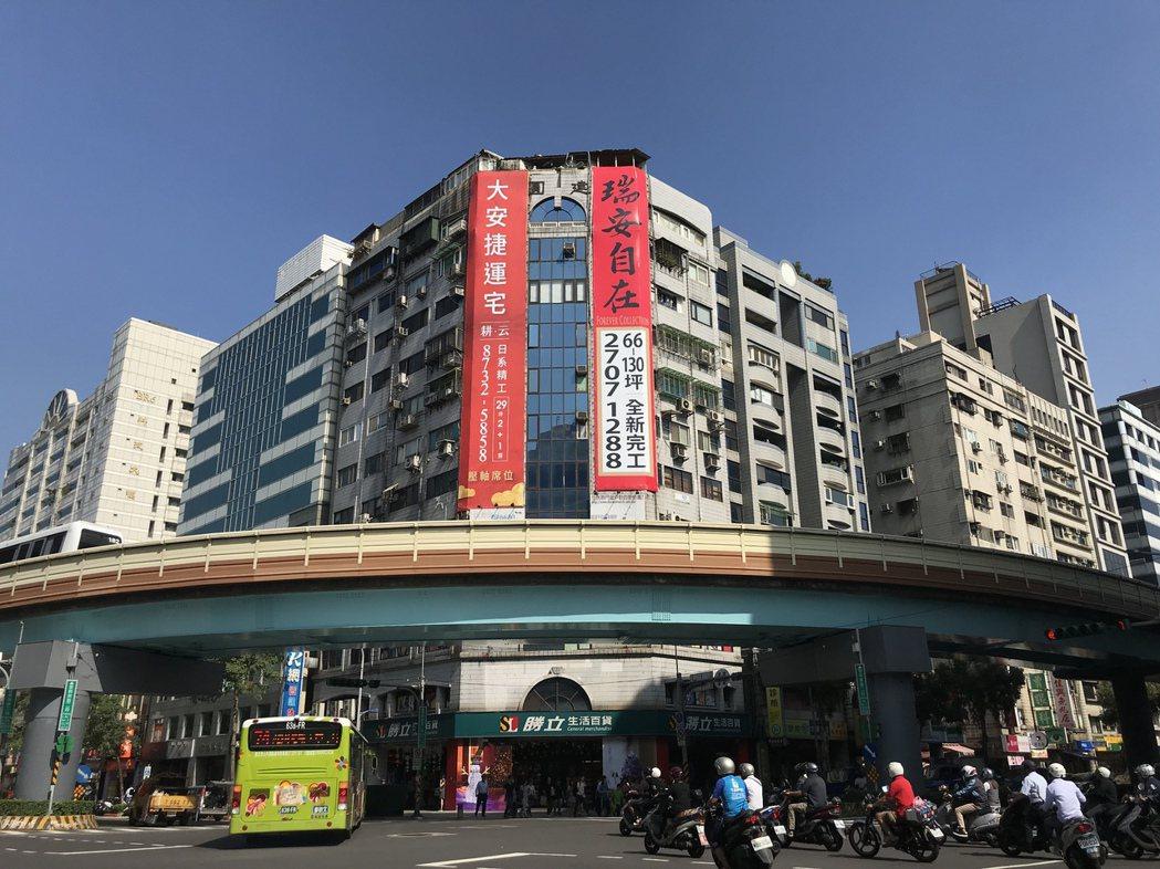 北台灣10月、11月推案超過1,900億,今年案量預估可追平去年,達8,000億...
