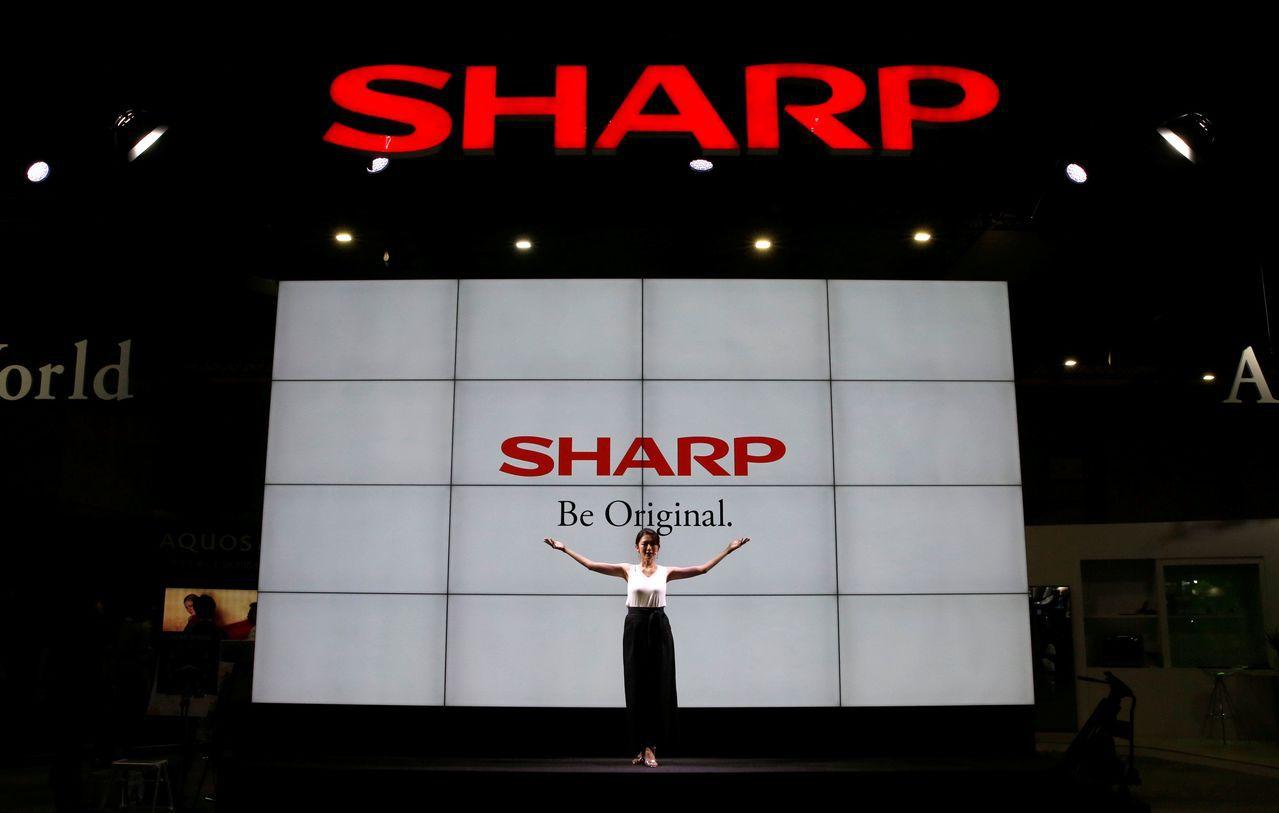 夏普將在12月7日重回東證一部。(路透)