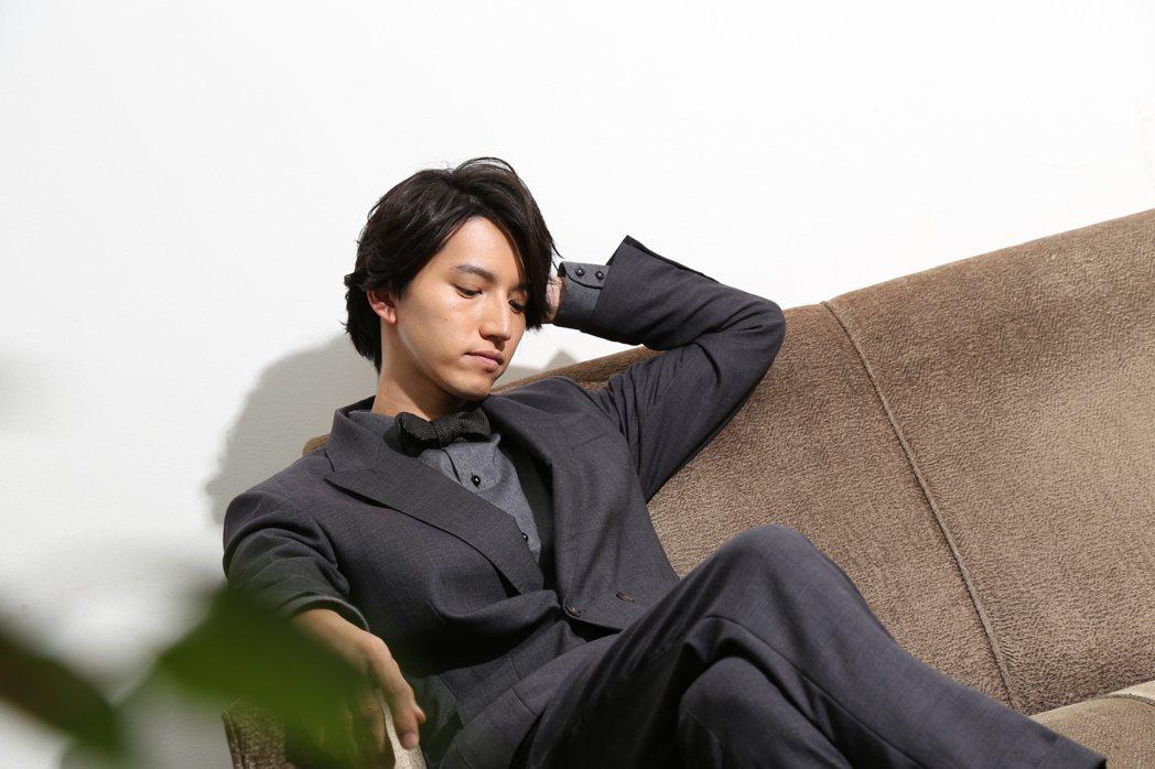 田口淳之介將來台開唱。圖/環球提供