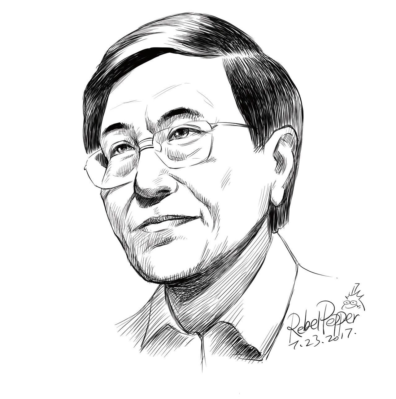 程曉農(八旗文化出版社/提供)