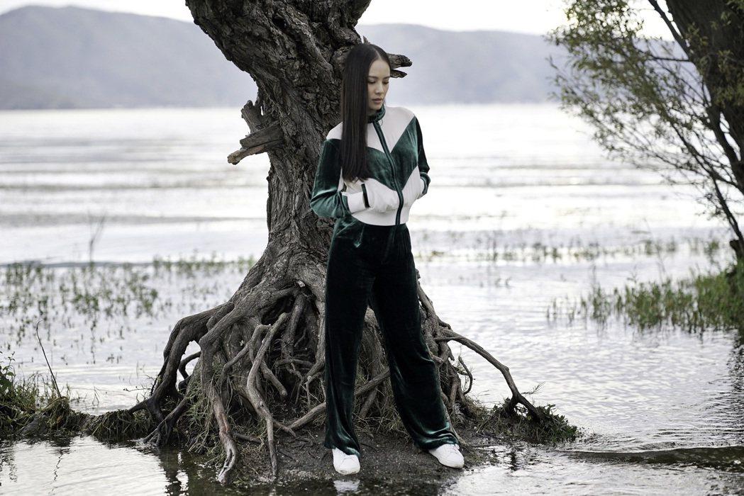 王詩安新歌「徠卡味」MV拍攝遠赴雲南大理。圖/賦音樂提供