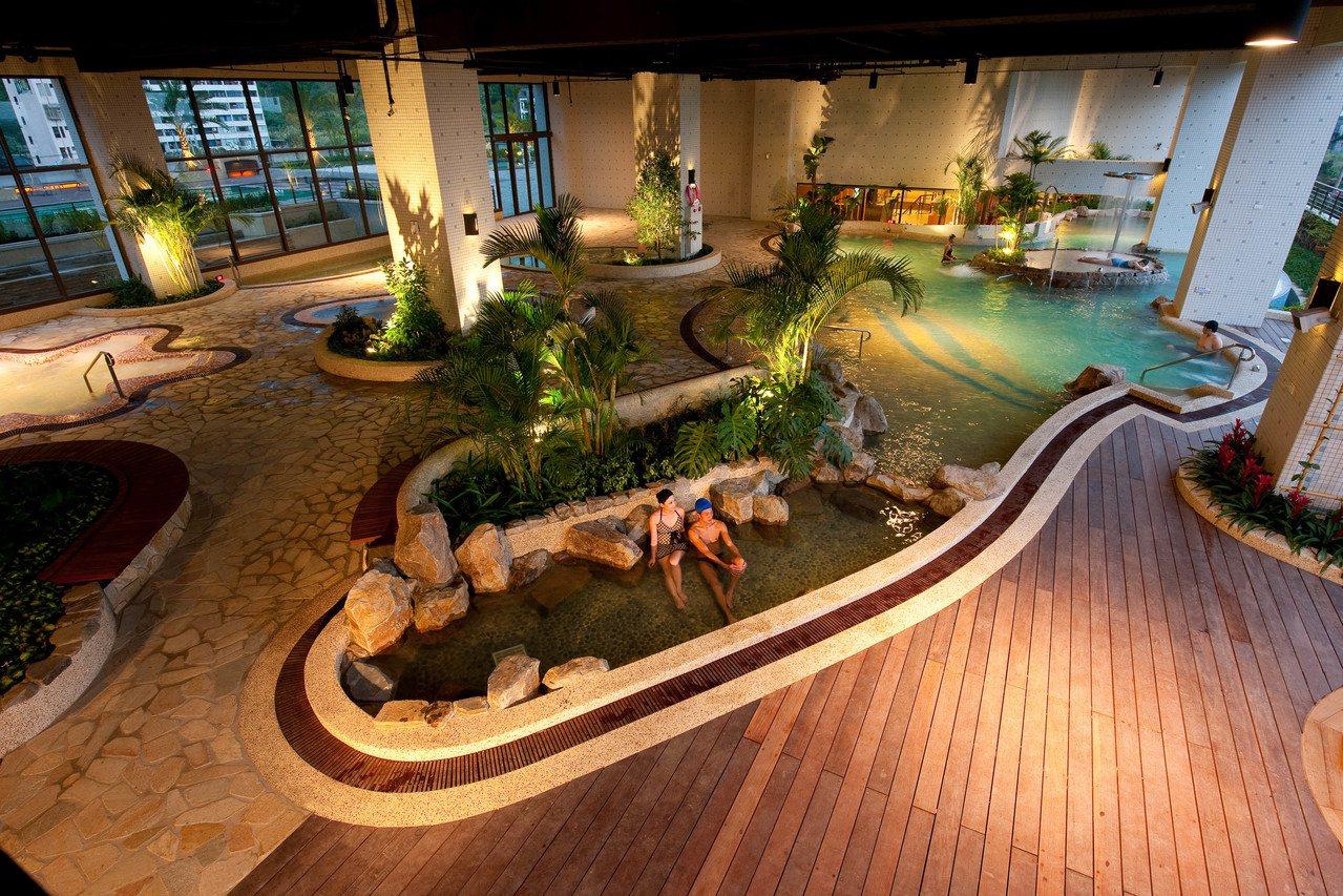 長榮鳳凰酒店(礁溪)推出尾牙的SPA優惠。圖/長榮鳳凰酒店(礁溪)提供