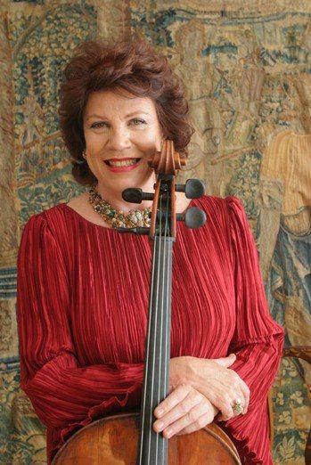 大提琴女神將來台演出。圖/主辦單位聯合數位文創提供