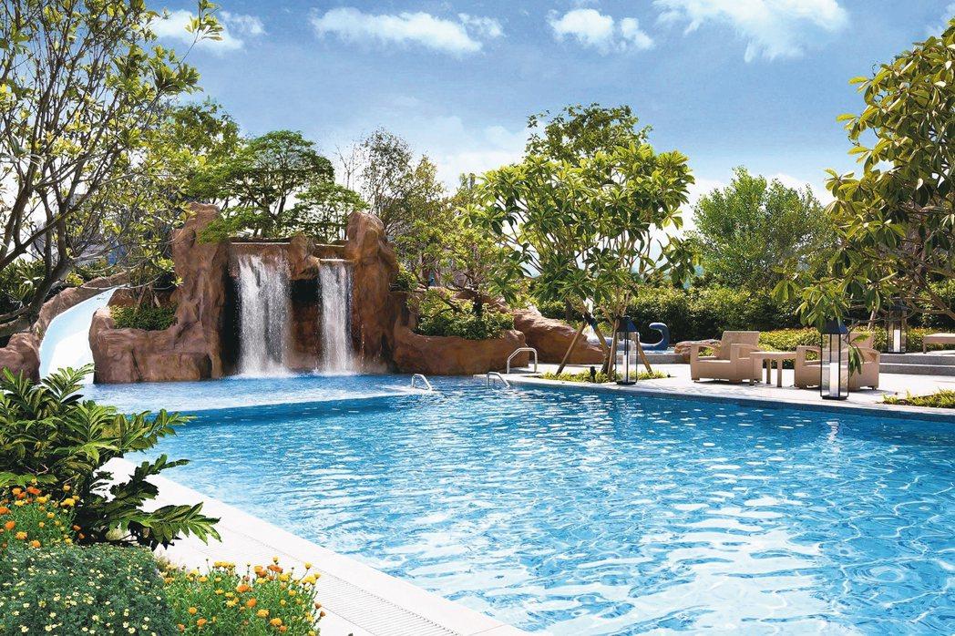 礁溪寒沐酒店正式開幕營運,是休閒度假的好去處。 礁溪寒沐酒店/提供
