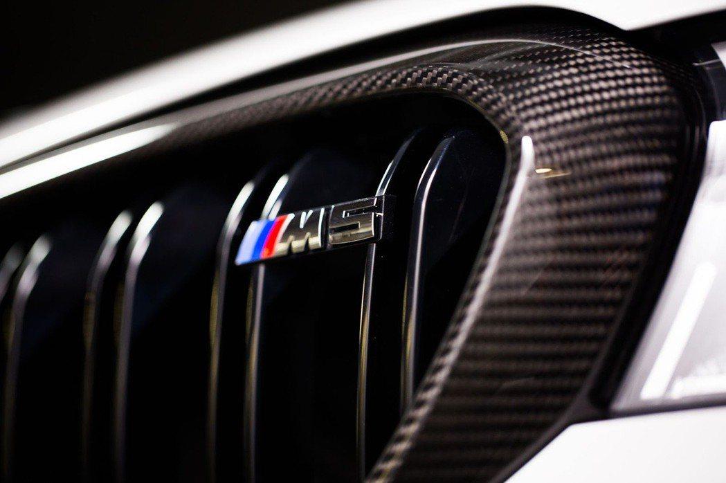 BMW M正在開發油電混合動力車款。 摘自BMW