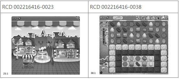 圖4 King公司的Candy Crush遊戲中的圖形介面
