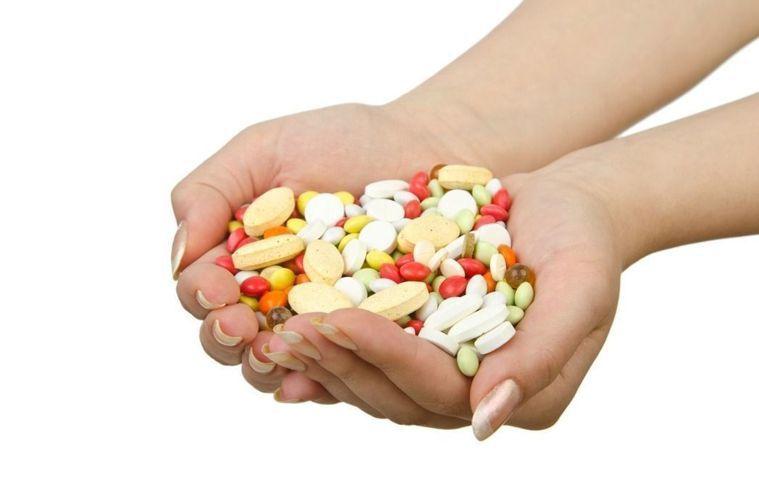 藥丸示意圖。 圖/ingimage