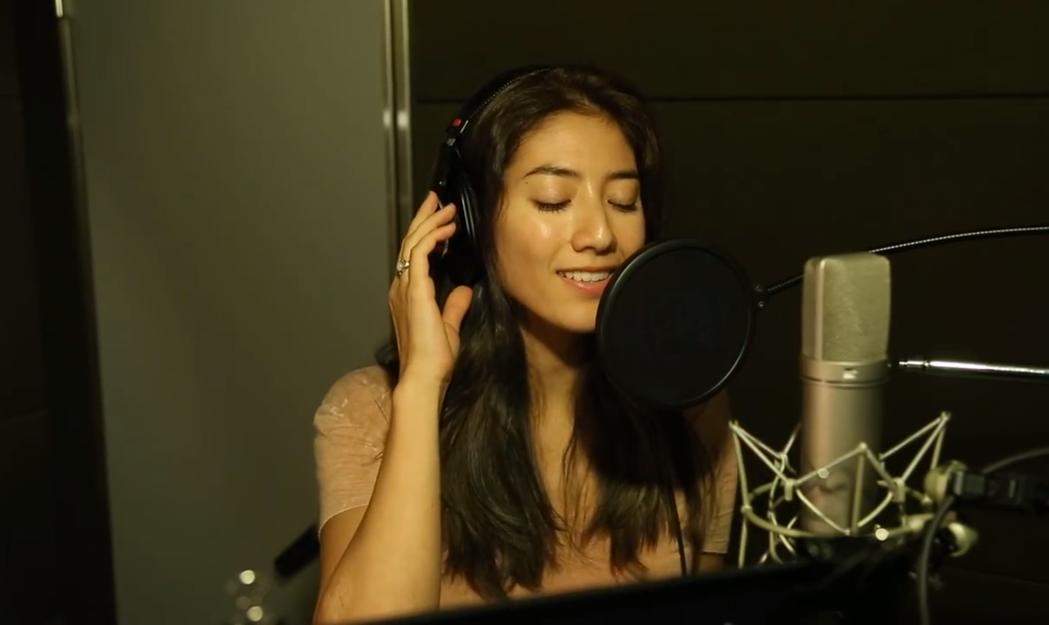 瑞瑪席丹為歌曲配唱。圖/鏡象電影提供