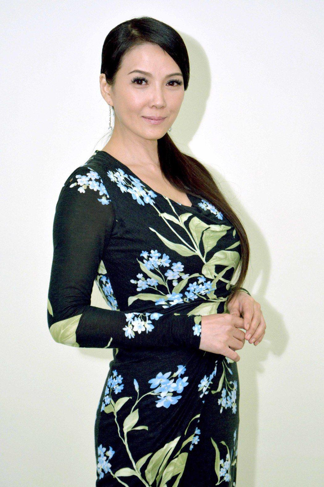 丁國琳加入8點檔「春風愛河邊」,演出黃玉榮的媽。圖/華視提供