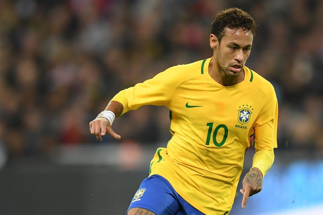 ESPN預測,有了好籤表加持,巴西是這次世足賽奪冠熱門。 美聯社