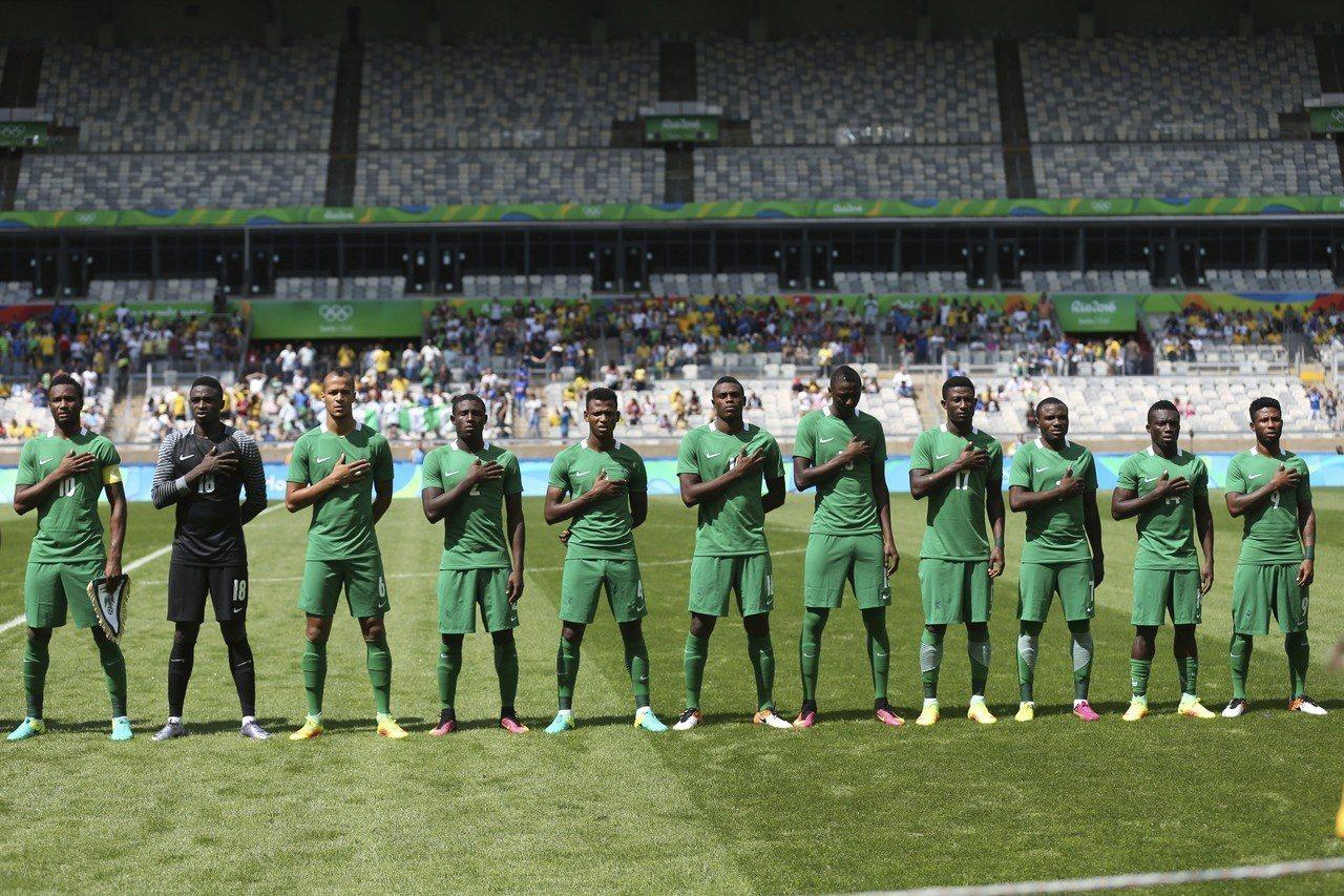 實在是擺脫不了宿命,「非洲雄鷹」奈及利亞又抽中和阿根廷同組的D組,賽史第五次,但...