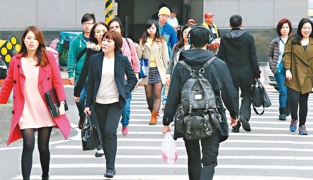 台灣實質薪資倒退16年,低薪導致人才出走,值得注意的是目前兩岸就業起跑點,已經不...