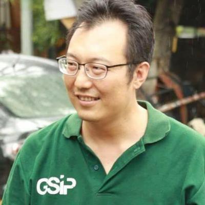 淡江蘭陽校園全球政治經濟學系主任包正豪。圖/包正豪提供