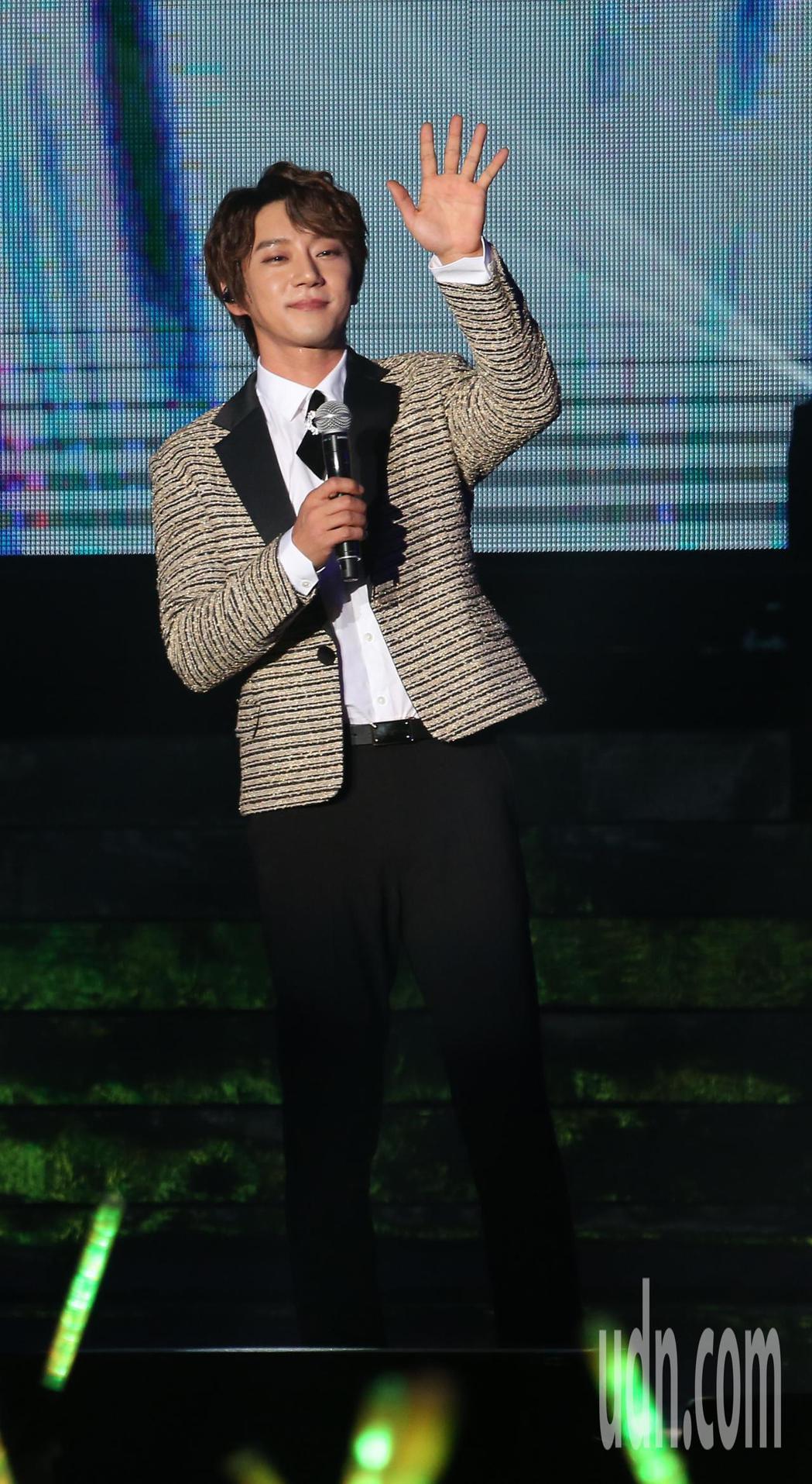 黃致列 Back To Heart 《致‧初心》 台北演唱會。記者陳立凱/攝影