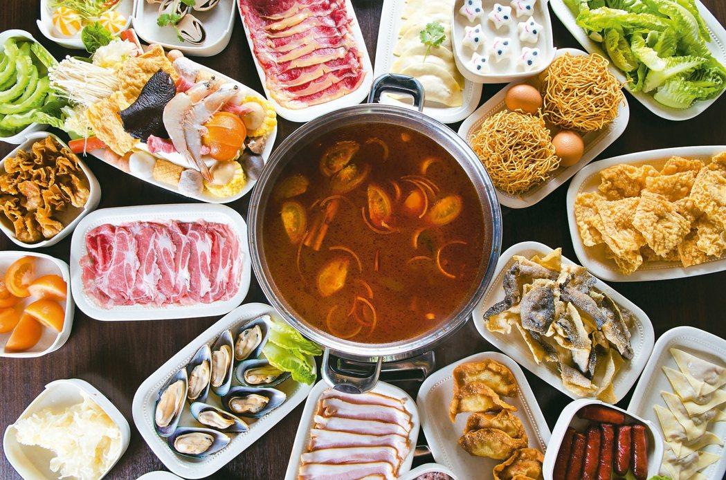 熱騰騰的火鍋大餐,在冷颼颼的冬季最受歡迎。
