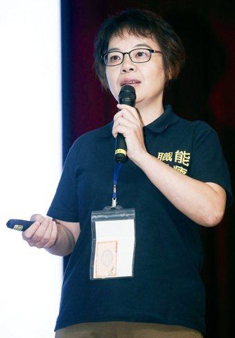 成功大學職能治療學系副教授張玲慧 記者黃威彬/攝影 圖片提供/馮婉儀