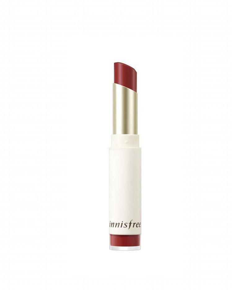 innisfree超服貼絲絨唇膏#13,售價470元。圖/innisfree提供