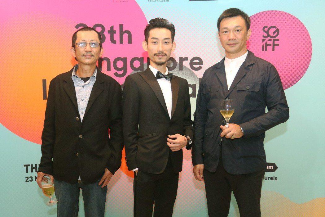 第28屆新加坡國際電影節,電影「大佛普拉斯」首度跨海新南向,連續3場放映會讓導演