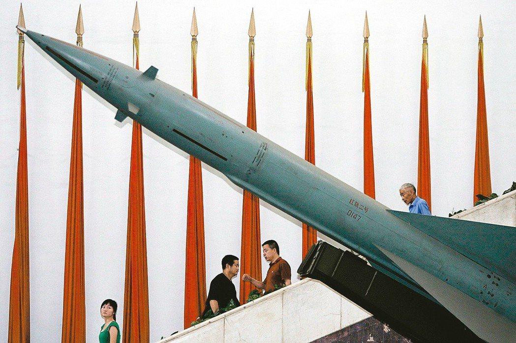 中國2007年首次測試「獵殺衛星」導彈,令世界各國震驚,也對中國未來的太空武器實...