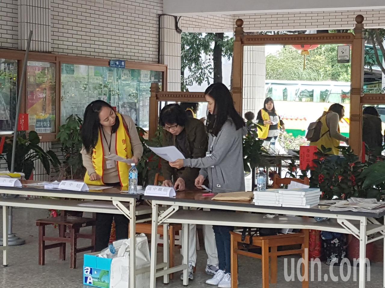 第11屆聯合盃全國作文大賽總決賽上午在台南後甲國中舉辦 記者修瑞瑩/攝影