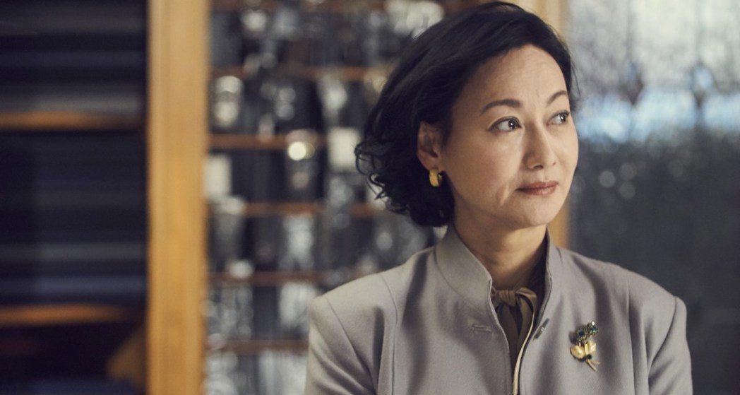 惠英紅在「血觀音」中演出女主角棠夫人,勇奪本屆金馬獎影后。圖/双喜提供