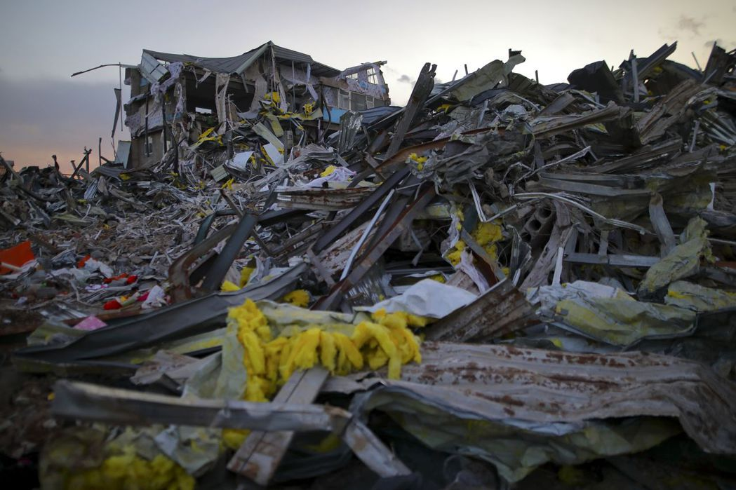 北京上月底一場惡火奪去十九條性命,數十萬「低端人口」被驅離,引發人道爭議。 歐新...