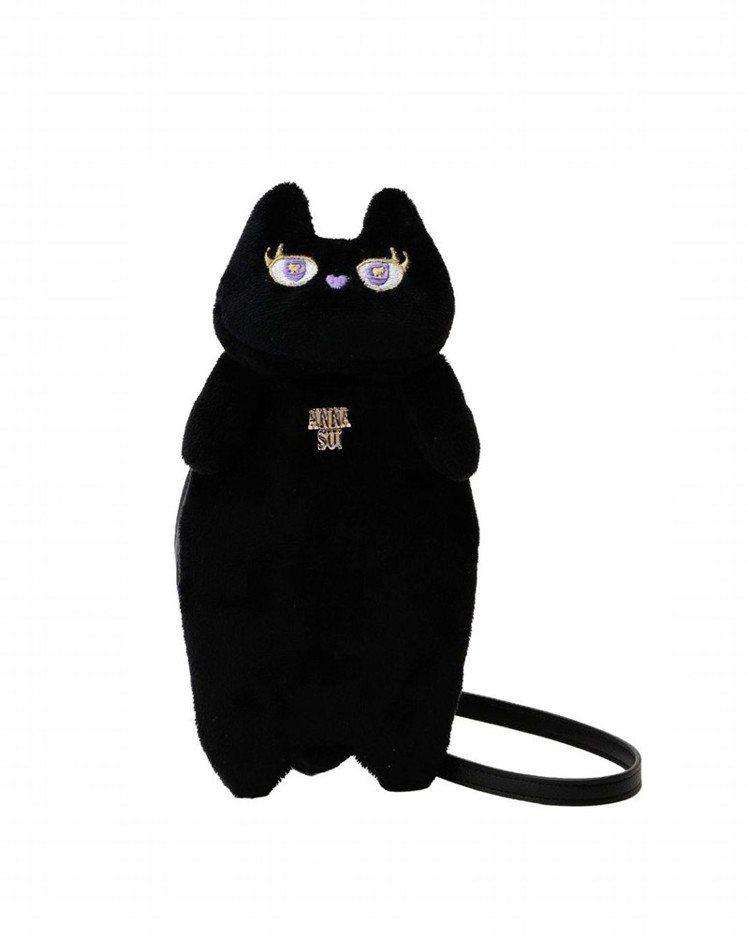 莉莉貓手機套,4,280元。圖/ANNA SUI提供