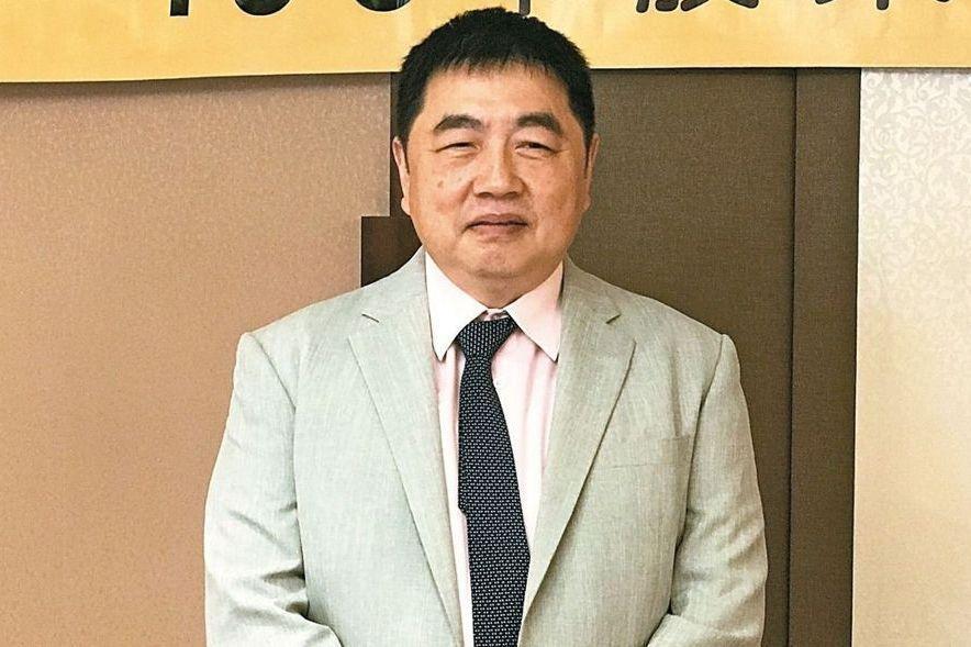 康控-KY董事長呂朝勝。 本報系資料照