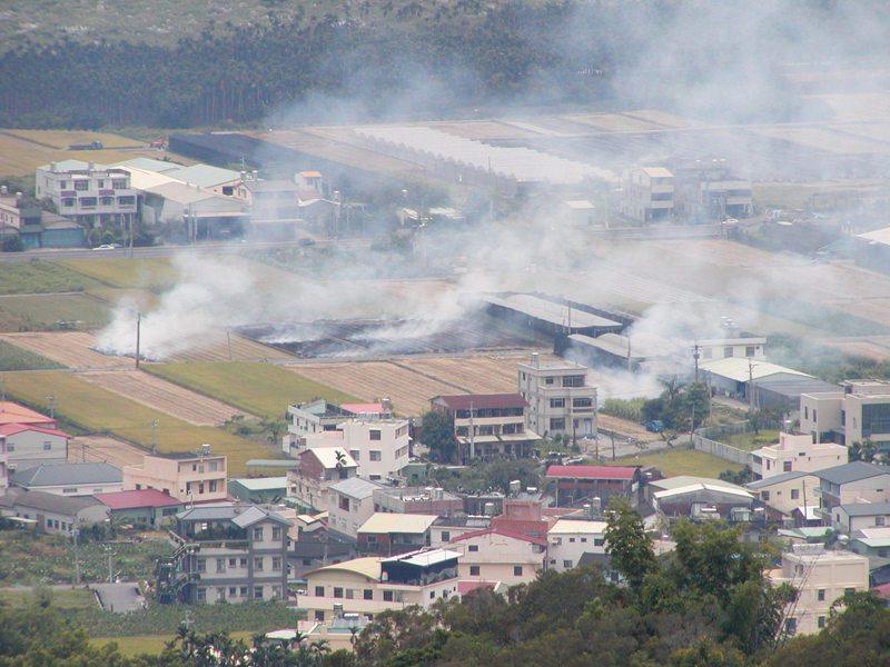 燒稻草製造空汙 在日本身價翻倍