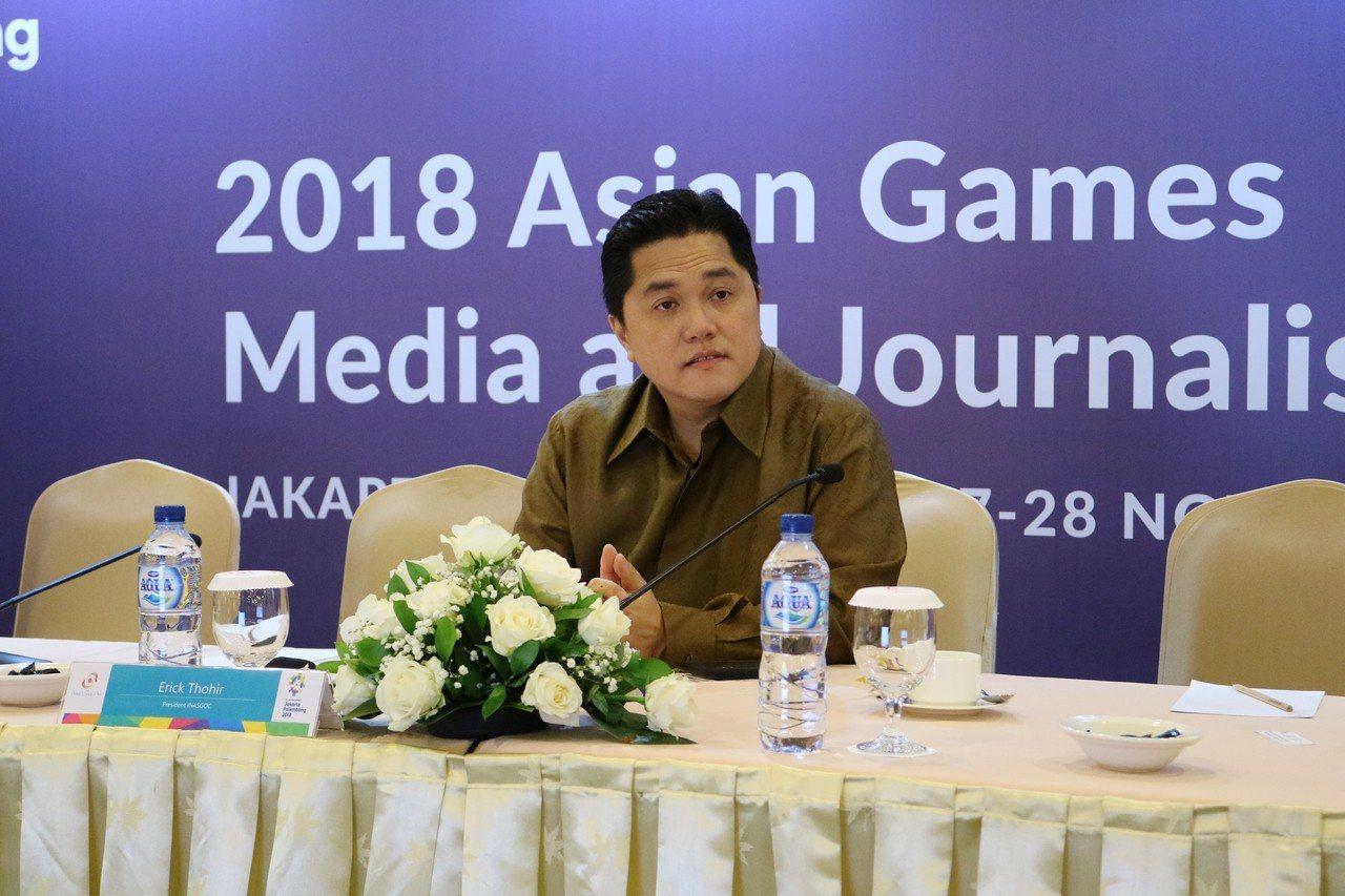 印尼雅加達交通打結狀況時常發生,為避免影響2018亞運選手參賽權益受損,印尼亞洲...