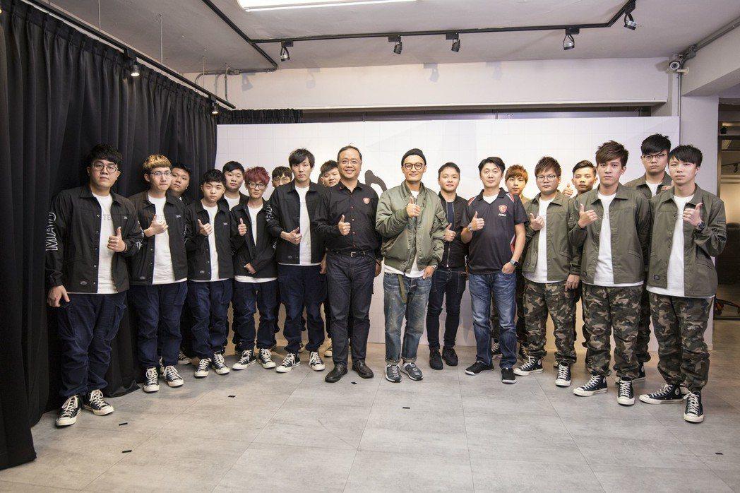 知名藝人余文樂宣佈創建「MAD TEAM」戰隊,進軍 GCS 傳說對決職業聯賽。