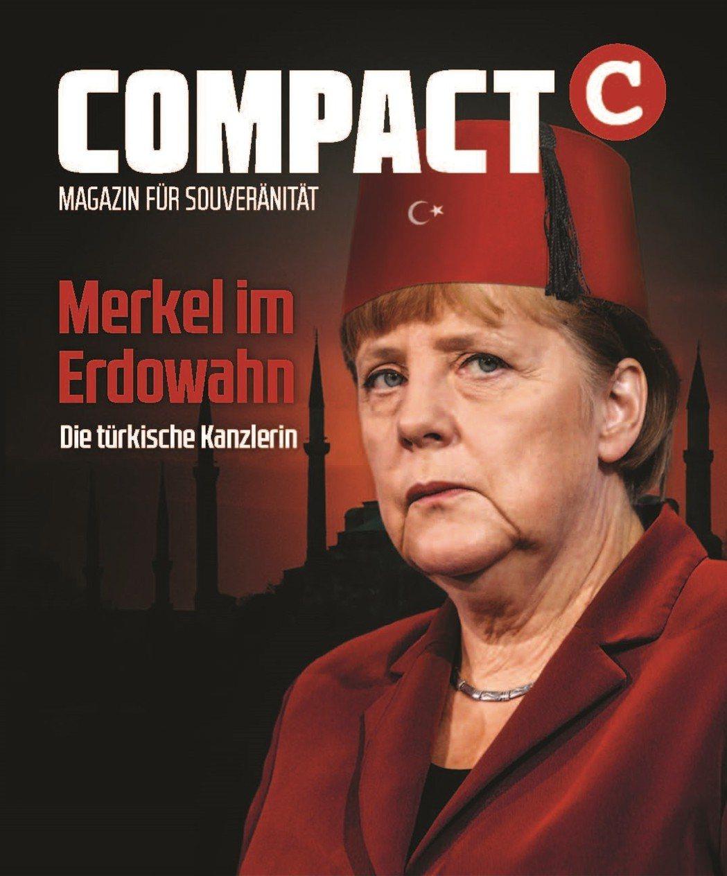 藉著主流媒體崩台而生的新右派媒體,位進一步主宰德國的媒體生態嗎? 圖/《嚴謹...