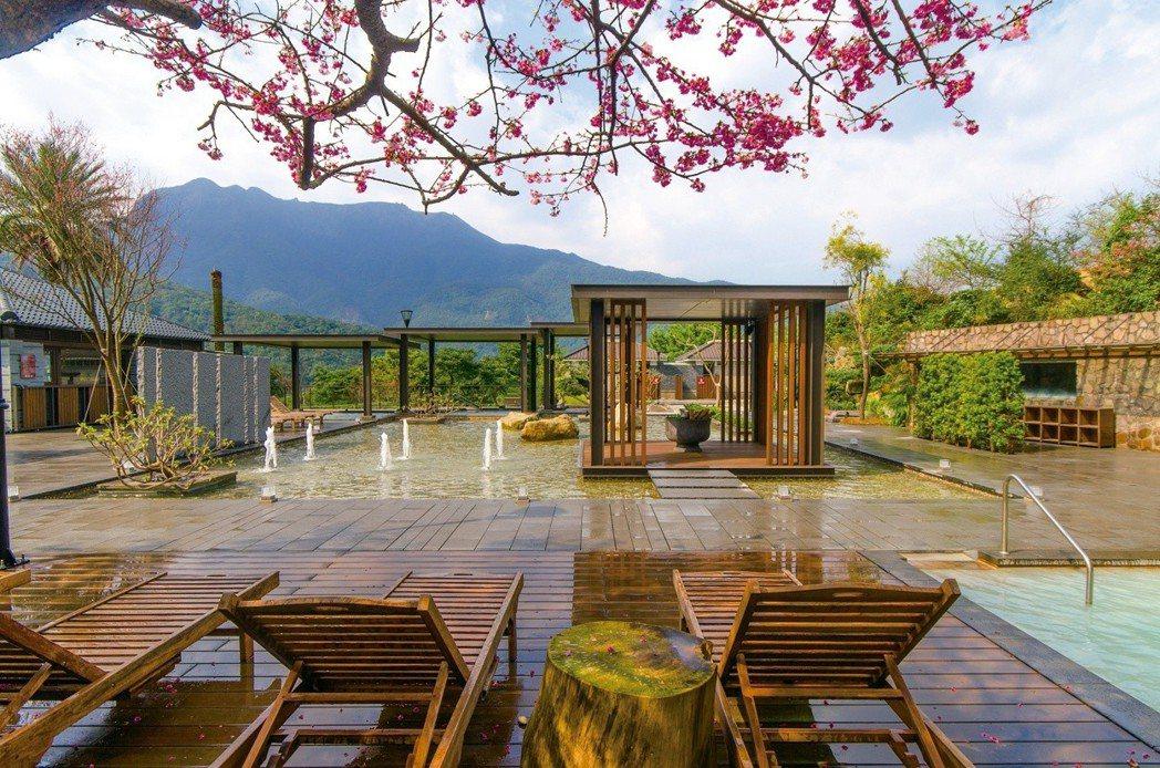 陽明山天籟渡假酒店。圖/網路溫度計提供