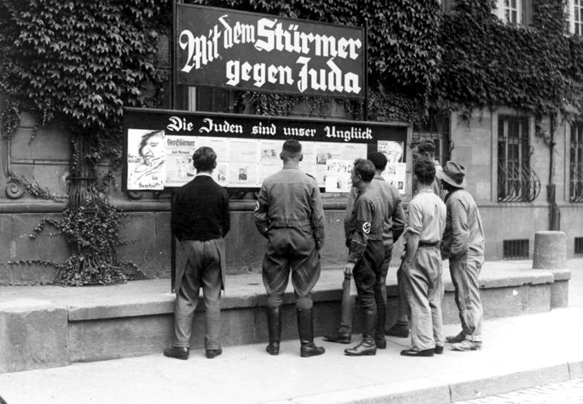 「謊言媒體」一詞,是當年納粹用來指控被猶太菁英與馬克思主義掌控的媒體;但納粹時期...