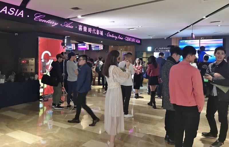 喜樂時代影城位於南港CityLink,在影業老手的經營下,已經躍為台北高人氣影城...