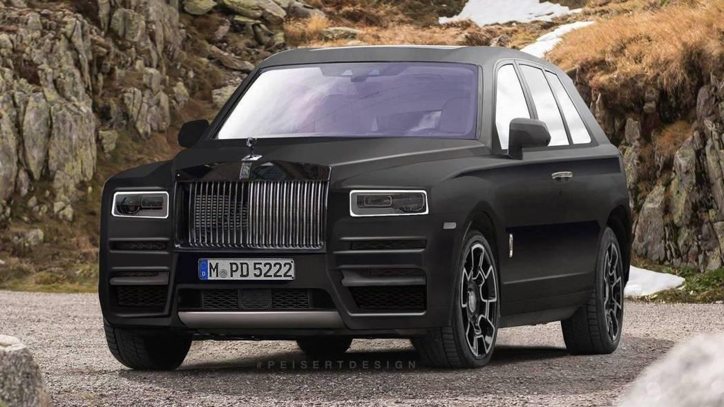 動力方面將採用6.75升V12雙渦輪增壓引擎,搭配四輪驅動配置。 圖片來源:Motor1.com