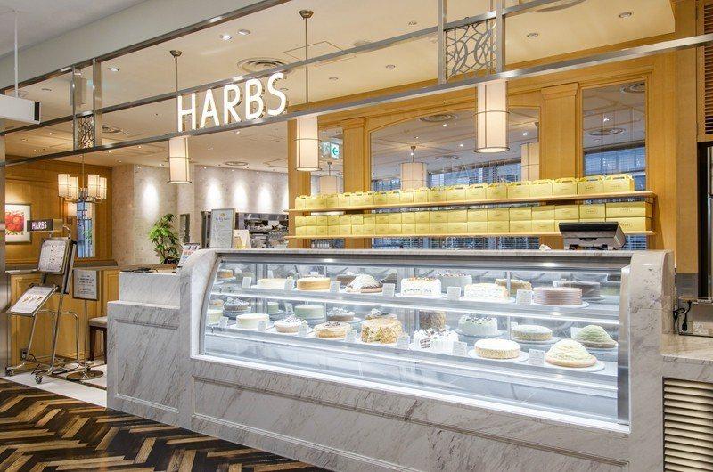 台灣旅客最愛的蛋糕專賣店HARBS也位於PARCO_ya 2樓。