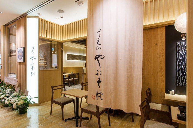 創業於1892年的蕎麥店老舖「上野 藪そば」也來到6樓的口福迴廊開設了全新店舖「...