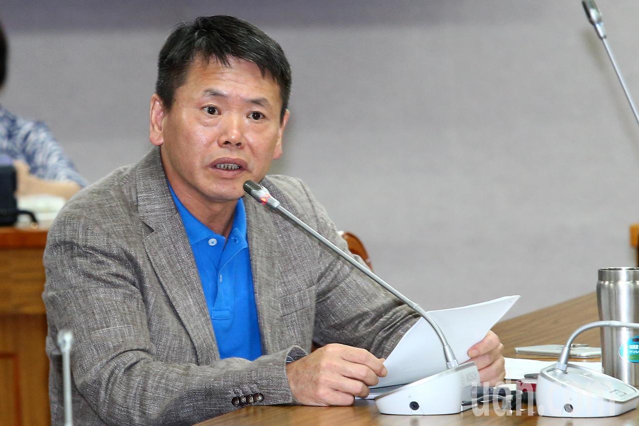 林為洲。聯合報系資料照/記者王騰毅攝影