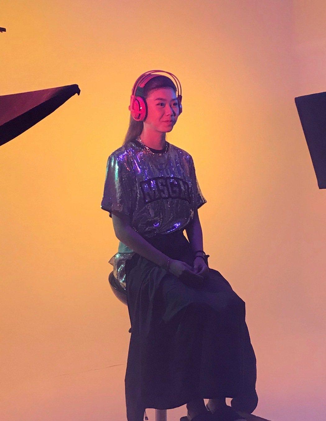 蔡恩雨新歌「大紅花的秘密」12月5日晚上9點在YT首播。圖/WebTVAsia提...