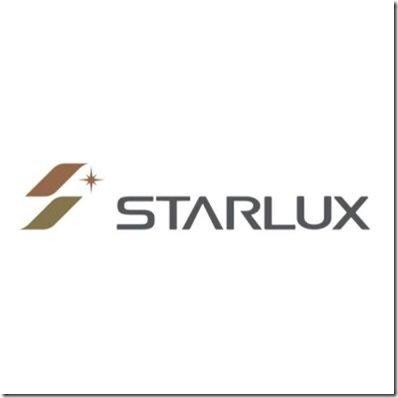 星宇投資公司其實已取得多項純英文「STARLUX」的圖樣商標,部分從今年十二月一...