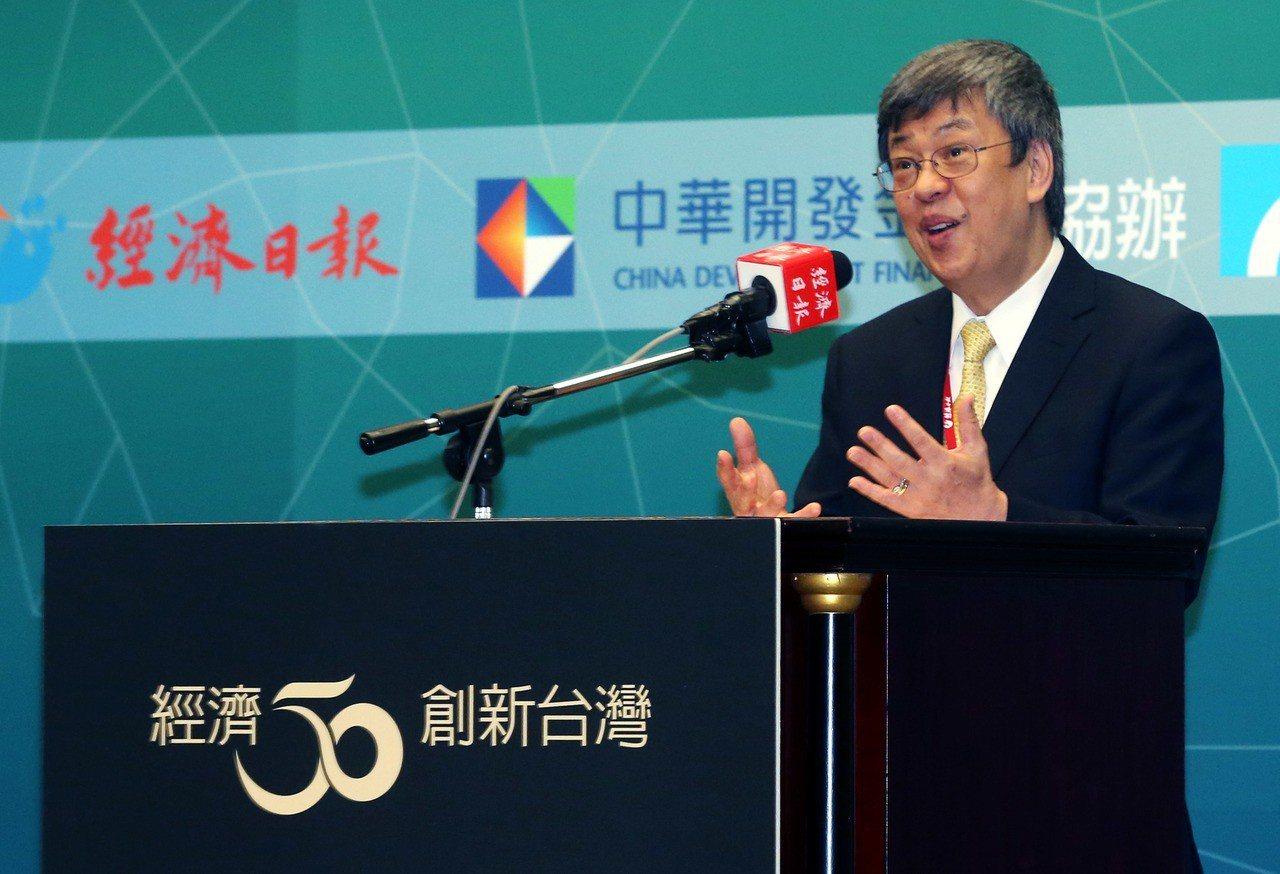 副總統陳建仁出席永信李天德醫藥科技獎頒獎典禮時表示,希望連結在地與接軌國際,與民...