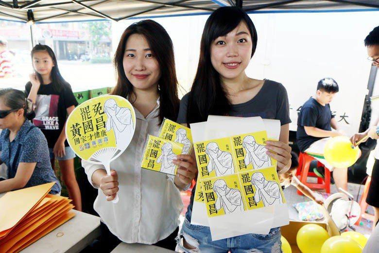 安定力量每週至少能動員200、300個志工,有八成來自台北市及新北市的教會。 圖/聯合報系資料照