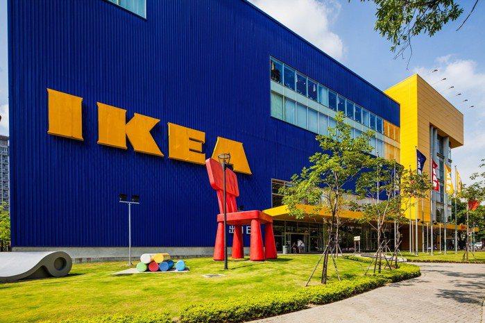「博識」除了大墩學區第一排優勢外,同時也鄰近IKEA,生活機能無虞。【圖/博識提...