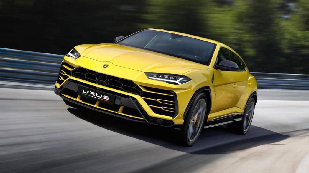 Lamborghini Urus 日前正式發表! 摘自Lamborghini
