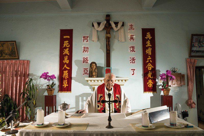 潘世光神父