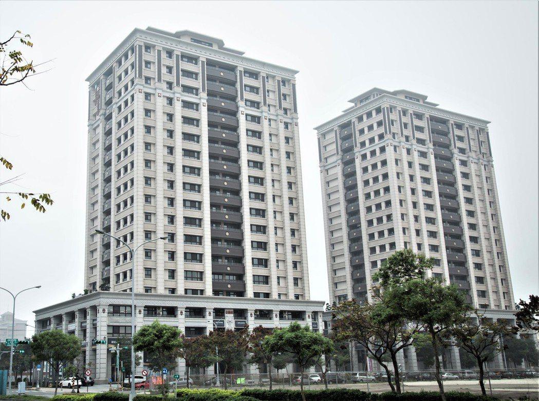 國際金融雙星 台灣房屋提供