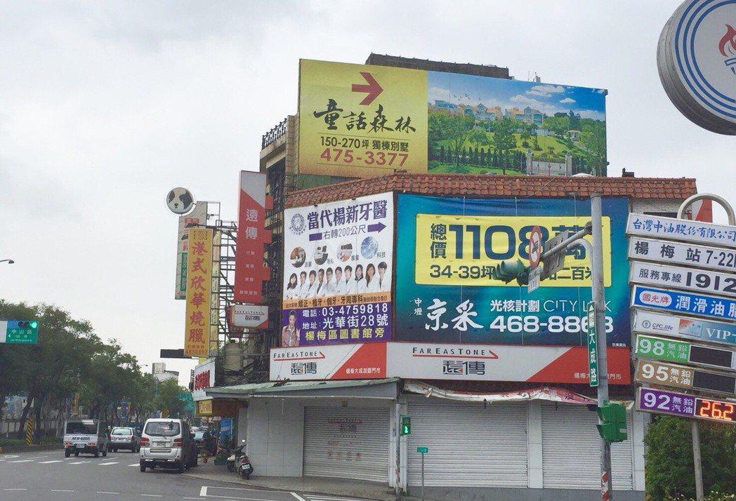 台灣房屋表示,根據實價登錄揭露,桃園楊梅區中山路今年8月有一筆店面交易,坪數27...